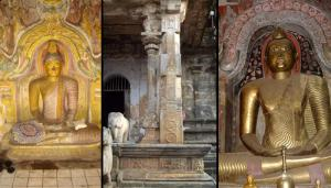 Gadaladeniya Temple Tour Packages