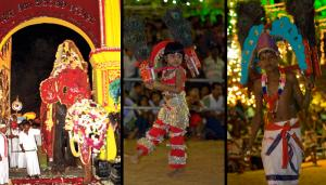 Kataragama Perahera Festival Tour Packages